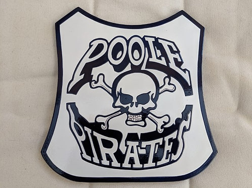 Poole Pirates '83 race jacket