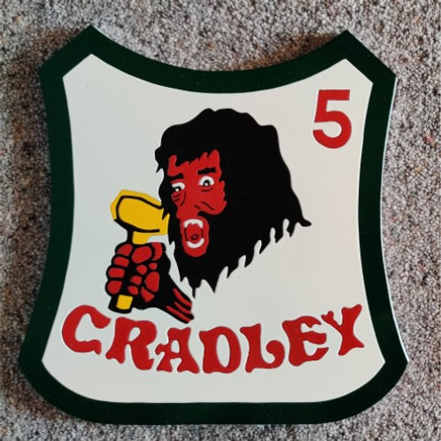 Cradley Heath 1979 race jacket