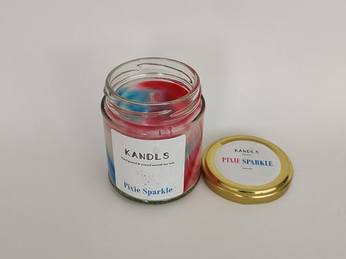 Pixie Sparkle candle & tealights