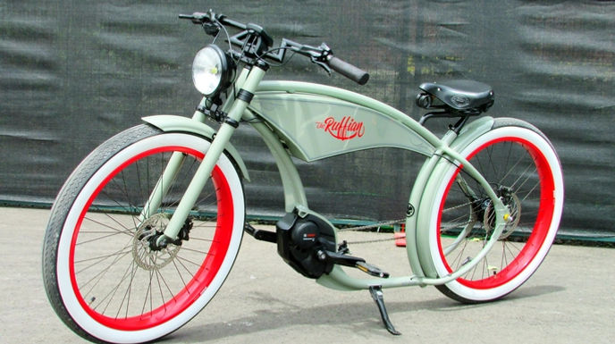 Electric bikes for all ages