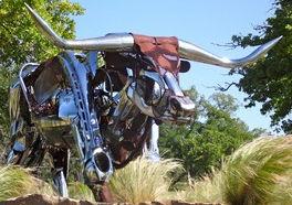 metal art wall sculptures