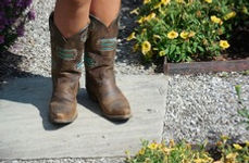 cowgirl boots that look and feel great