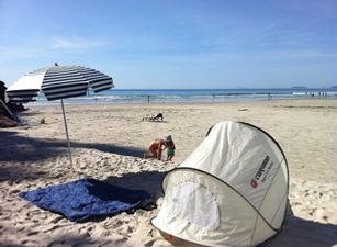 Best Beach Shade Tent Under 25 dollars