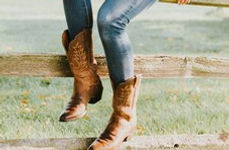 best selling cowgirl boots under 400 dollars