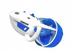 Yamaha Explorer Underwater Seascooter with Camera Mount