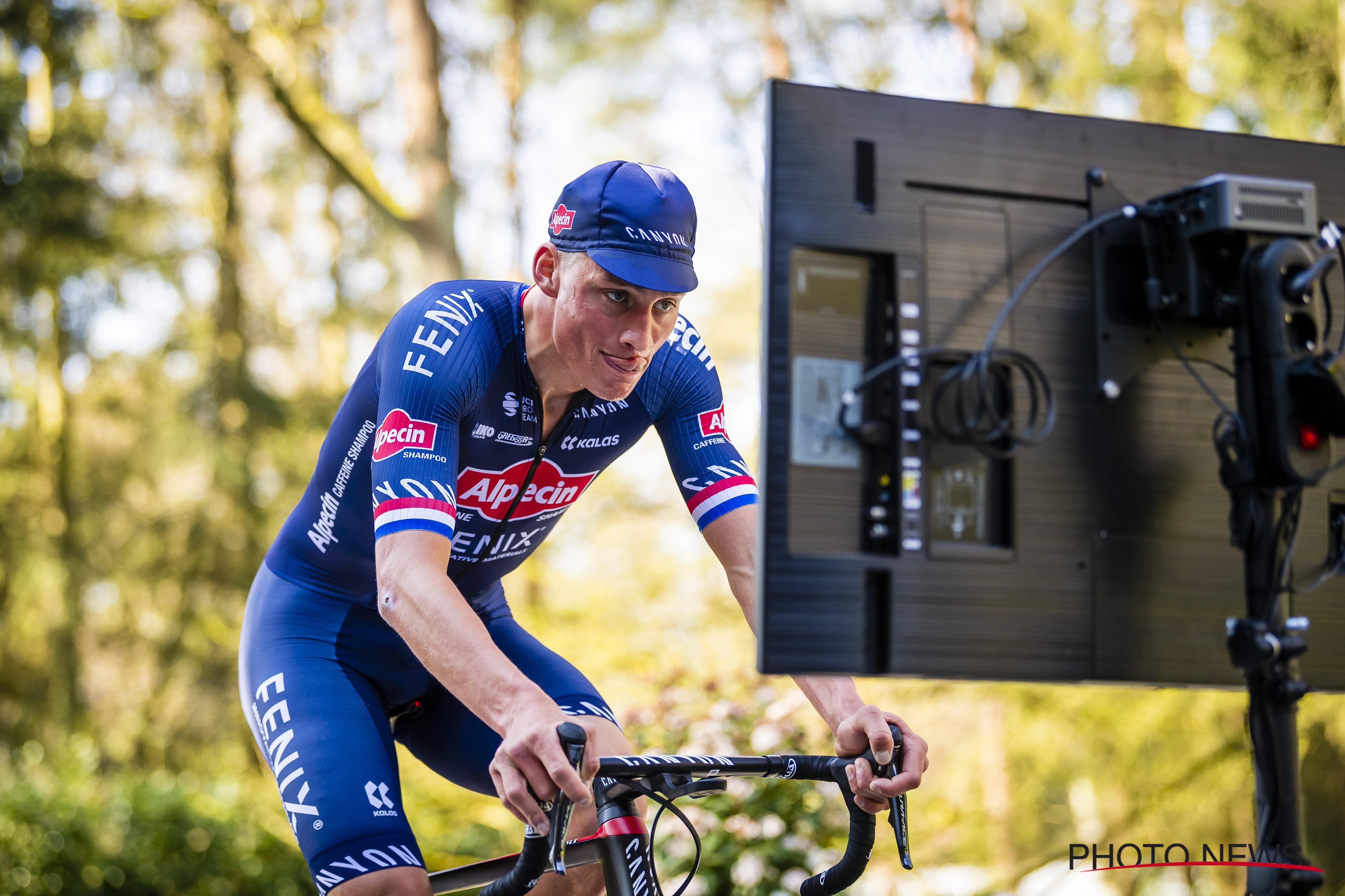 Van Der Poel and the Zwift Protocol