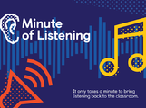 'Minute of Listening' education resource - field recordings