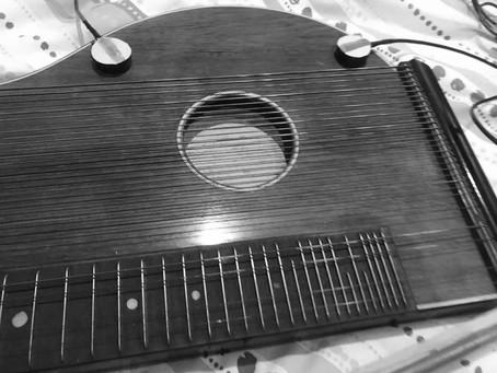 Sound design - bowed instruments