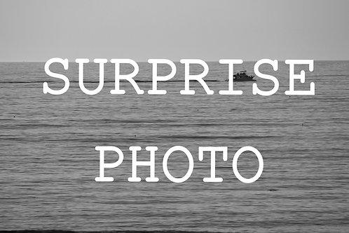 Surprise Photo print