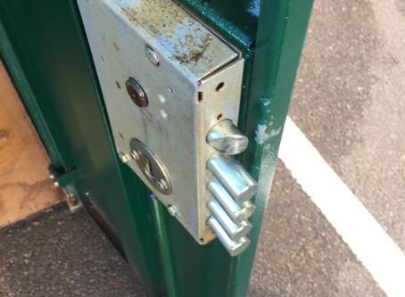 Secure a bike saves Phils bike !!