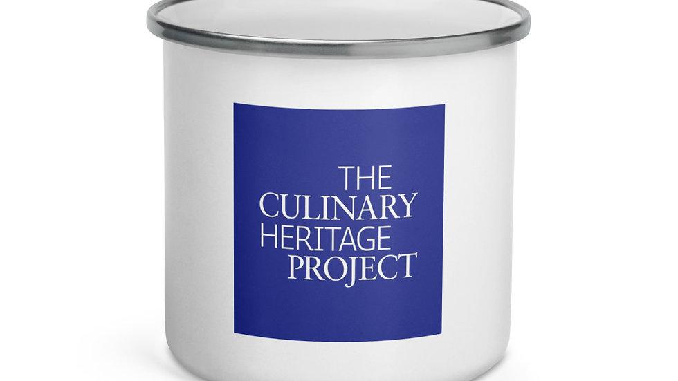 Culinary Heritage Enamel Mug