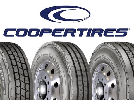쿠퍼타이어 트럭버스용 타이어 전세계 재런칭