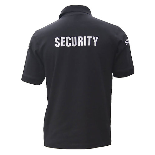 Wolfcom Cotton Security Embroidered Polo Shirt