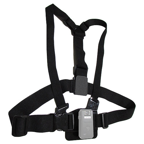 Wolfcom Vision Adjustable Chest Harness (Excludes Vision Clip)