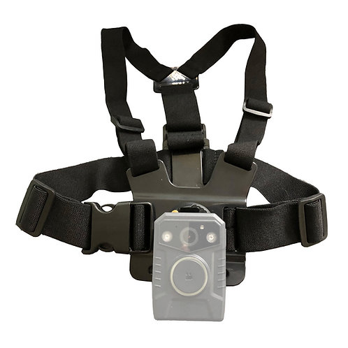 Wolfcom Halo Adjustable Chest Harness with Pin Lock Clip