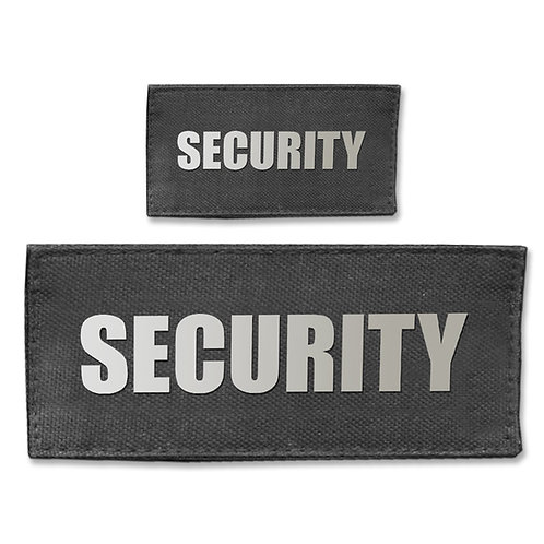 Standard Patch Set (Small/Front & Large or XL/Back)