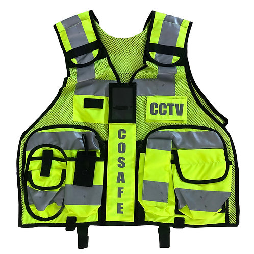 Wolfcom Customised Load Bearing Vest