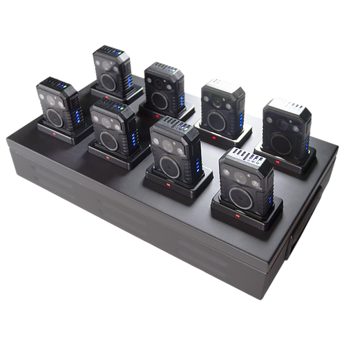 Wolfcom Halo 8-Port Docking Station (Charge and Download Files)