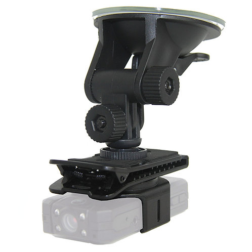 Wolfcom Vision Windscreen Mount with Rotating Clip