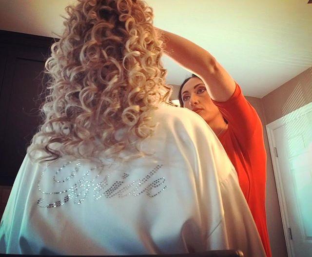 #bridalmakeup #octoberwedding #beautifulbride
