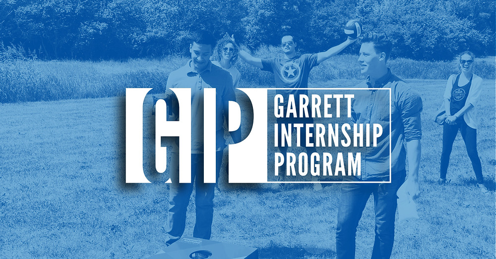 Garrett Internship Program logo
