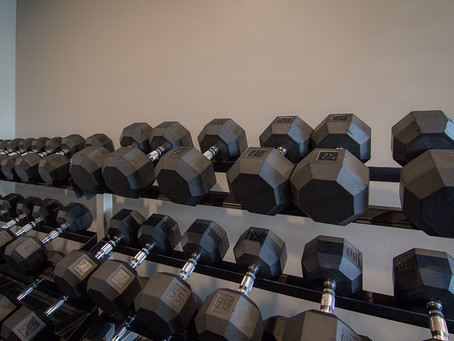 Don't Sweat It - Our Corporate Fitness Center