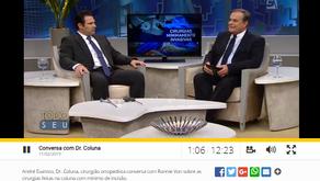 TV Gazeta – Todo Seu – Ronnie Von (Fevereiro de 2019)