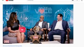 Rede TV - Saúde e Você (Junho de 2021)