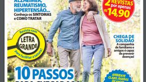 Revista Mais Saúde na Terceira Idade – Impresso (Outubro de 2018)