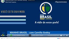 Rádio Brasil Campinas - Facebook (Junho de 2020)