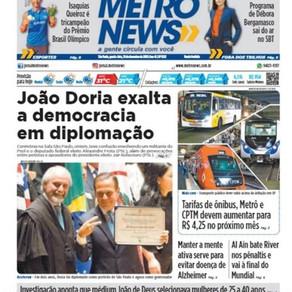 Metrô News (Dezembro de 2018)