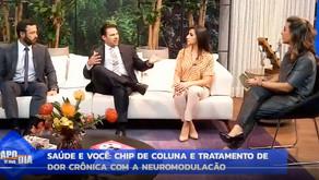 TV - Rede Brasil - Papo em Dia (Setembro de 2019)