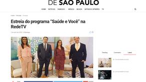 Notícias São Paulo (Abril de 2020)