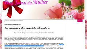 Jornal da Mulher (Novembro de 2019)
