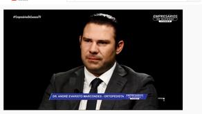 BAND NEWS - EMPRESÁRIOS DE SUCESSO (ABRIL DE 2021)