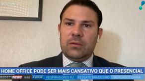 TV - Rede TV - Jornal Rede TV News (Junho de 2020)