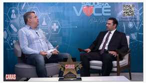 Rede TV - Saúde e Você (Abril de 2021)