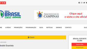 Rádio Brasil – Campinas (Janeiro de 2019)