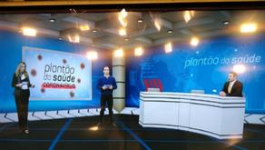 TV - Gazeta - Saúde em Pauta (Junho de 2020)