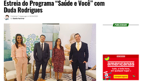Gazeta Nacional (Abril de 2020)