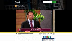 TV Gazeta – Mulheres (Outubro de 2018)
