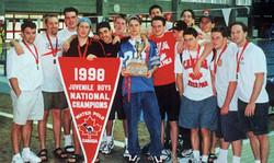 1998 Juvi NCC