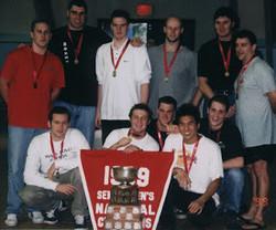 1999 NCC Champs