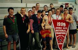 1999 Juvi NCC banner
