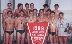 1988 Junior NCC