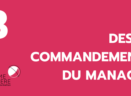 Contractualiser mes accords importants par écrit : 3 de 10 commandements du manager.