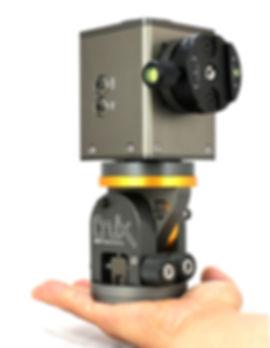 Crux MINI - Portabl Harmonic Drive Mount -2.5kg 10kg Loading