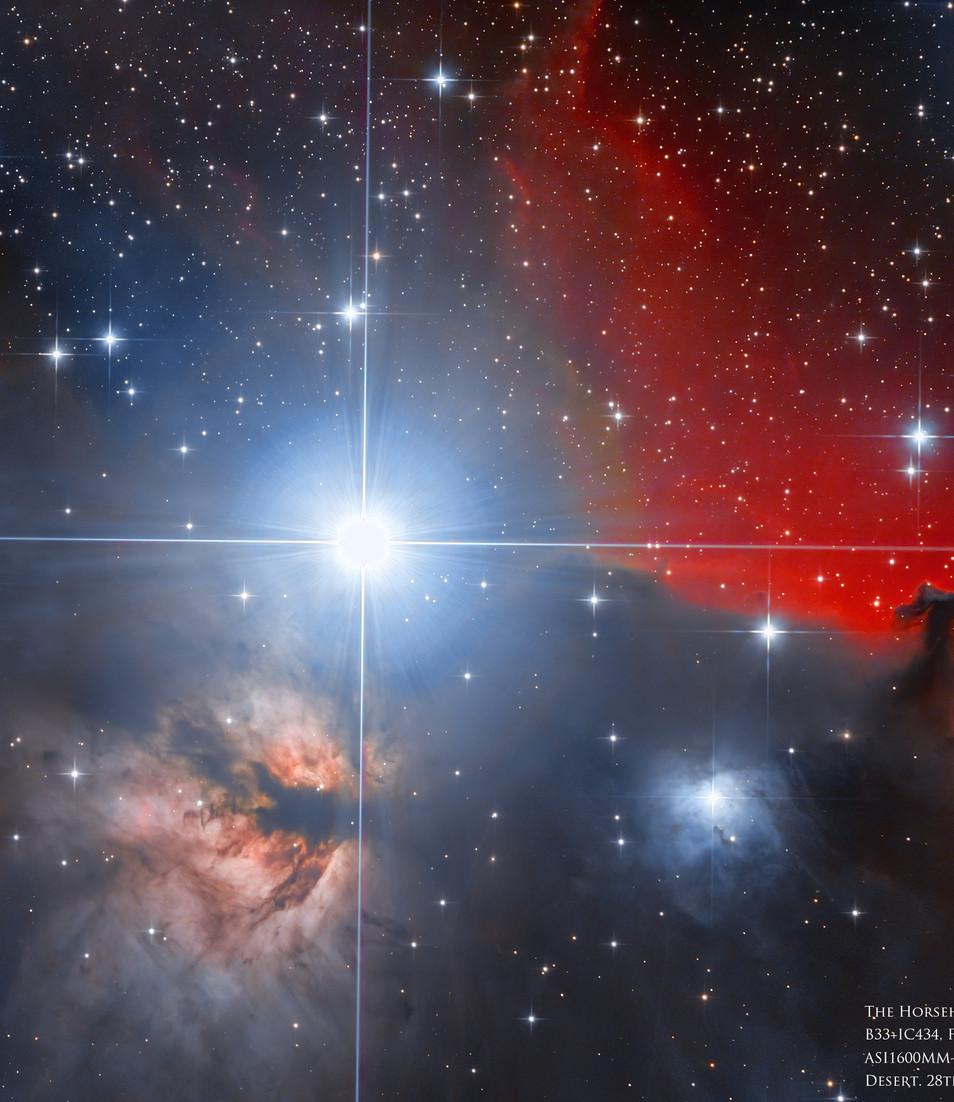 HorseHead Nebula_HNR