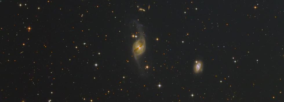 NGC3718 Region / JungWook Shin