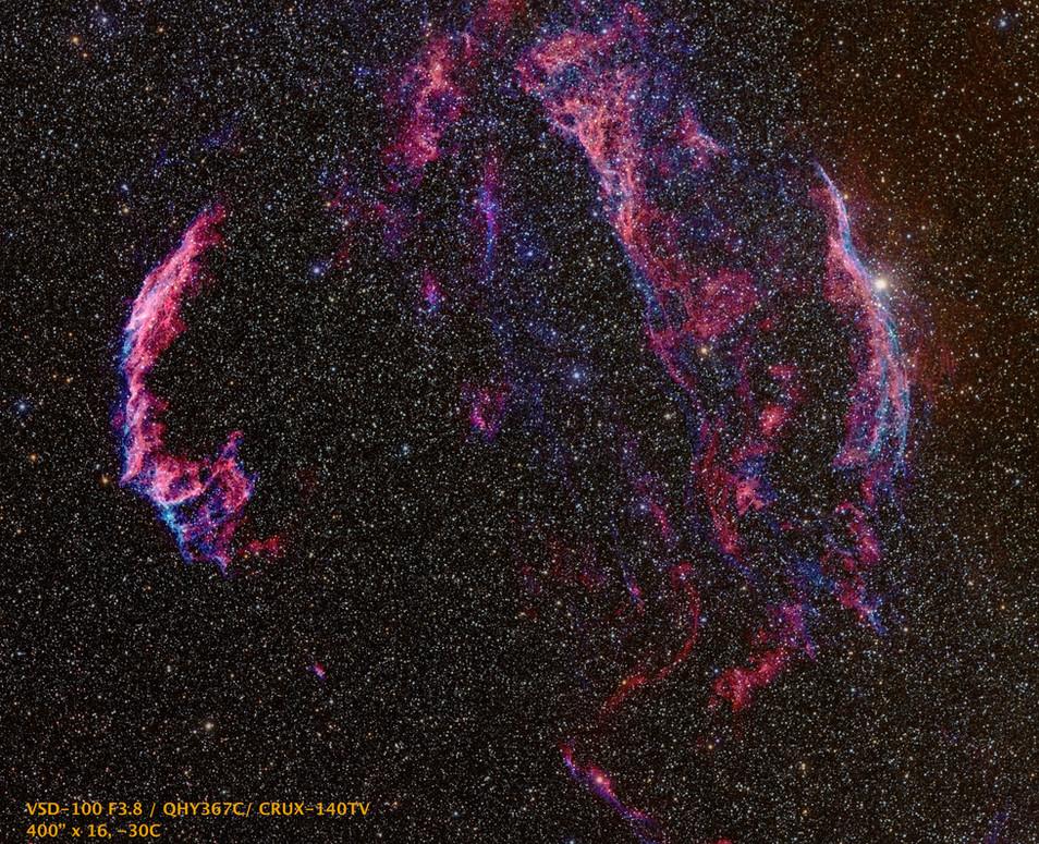 NGC6992,6995 Parksuyung